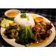 Thai Style Roasted Thai Bolognese Rice