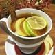 The Veg apple tea