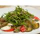 Grilled Veggies & Mozzarella