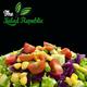 Rainbow salad 275 gram