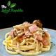 Creamy mushroom ham pasta 235 gram