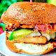 Chicken & Avocado Burger