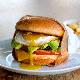 Eggs Burger