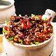 Spicy Frog with ginger and spring onion