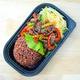 Stir-fry beef rice