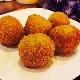 Fried taro balls (5pcs)