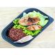 Grilled basa fish salad