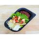 Bell pepper chicken stir-fry rice