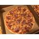Salami e Mushroom Pizza